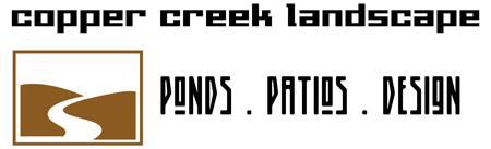Copper Creek Landscape Logo